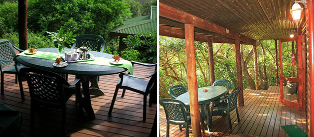 Tree Tops Cottage at Ponta - Ponta d'Ouro accommodation - Mozambique